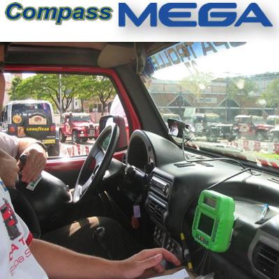 COMPUTADOR DE BORDO COMPASS MEGA 2