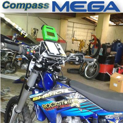 COMPUTADOR DE BORDO COMPASS MEGA 4