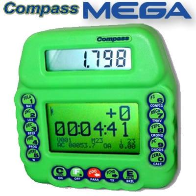 COMPUTADOR DE BORDO COMPASS MEGA
