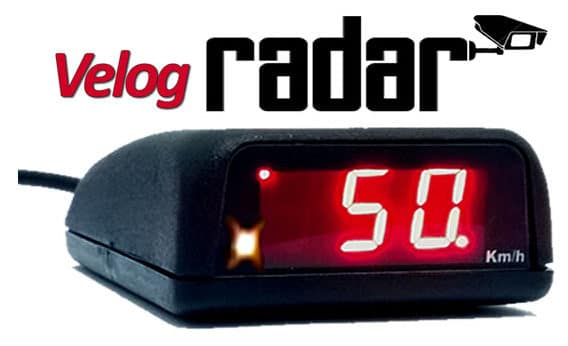 Velog radar - Alerta no trânsito