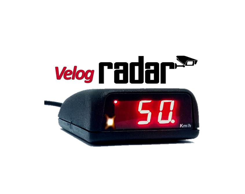 Velog Radar - chega de multas